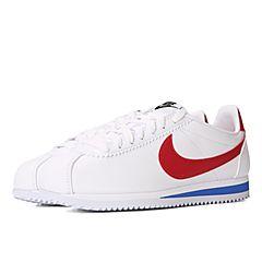 Nike耐克2018年新款女子WMNS CLASSIC CORTEZ LEATHER复刻鞋807471-103