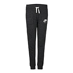 nike耐克2018女中童G NSW VNTG PANT针织长裤890279-010