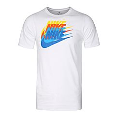 nike耐克2018男中童B NSW TEE SUNSET FUTURA短袖T恤913186-100