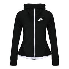 Nike耐克2019年新款女子AS W NSW TCH FLC WR HOODIE FZ夹克930760-011