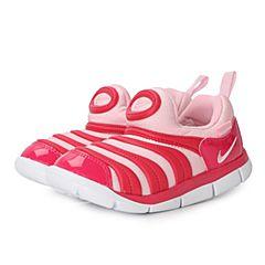 nike耐克2018女小童NIKE DYNAMO FREE (TD)复刻鞋343938-626