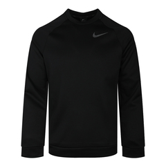Nike耐克男子AS M NK THERMA CREW套頭衫AR6641-010
