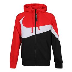 Nike耐克2019年新款男子AS M NSW HBR HOODIE FZ FT STM夾克AR3085-657