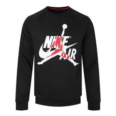 Nike耐克2019年新款男子AS M J JUMPMAN CLASSICS CREW套頭衫BV6007-010
