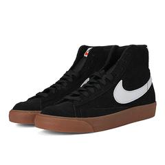 Nike耐克女子W BLAZER MID '77 SUEDE板鞋/復刻鞋DB5461-001