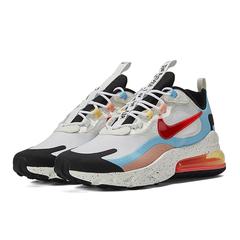 Nike耐克2021年新款男子AIR MAX 270 REACT板鞋/復刻鞋DD8498-161