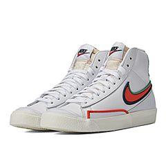 Nike耐克2021年新款女子W BLAZER MID '77 INFINITE板鞋/復刻鞋DC1746-103