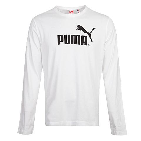 PUMA彪马2016新品男子基本系列长袖T恤83333602(延续款,成分或有所不同)