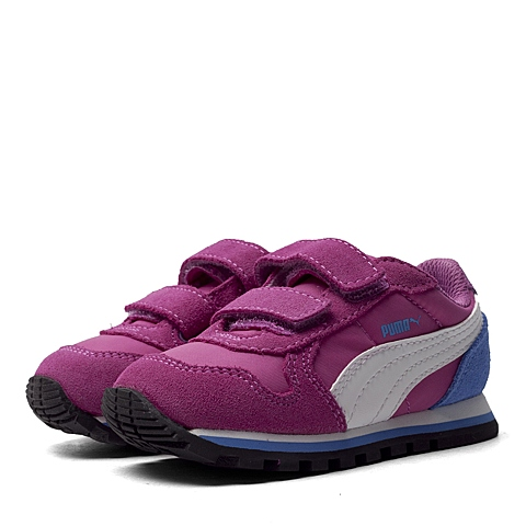 PUMA彪马 新款中性ST Runner NL V Kids小童跑步鞋35877307