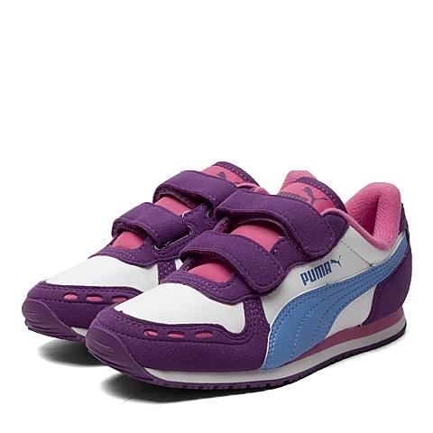 PUMA彪马 新款中性时尚生活系列Cabana Racer SL V Kids小童跑步鞋35198038