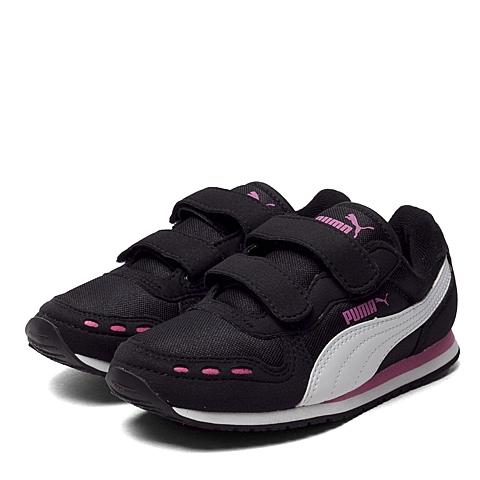 PUMA彪马 新款中性时尚生活系列Cabana Racer Mesh V Kids小童跑步鞋35637315
