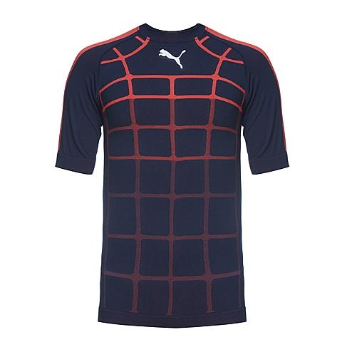 PUMA彪马 新款男子专业足球训练系列系列短袖T恤65460345