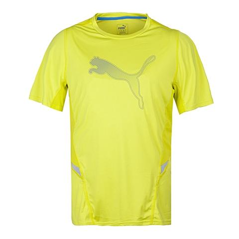 PUMA彪马 新款男子跑步系列短袖T恤51306603