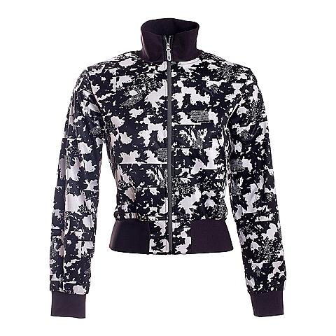PUMA彪马 新款女子趣味图案跑步系列梭织外套51353901