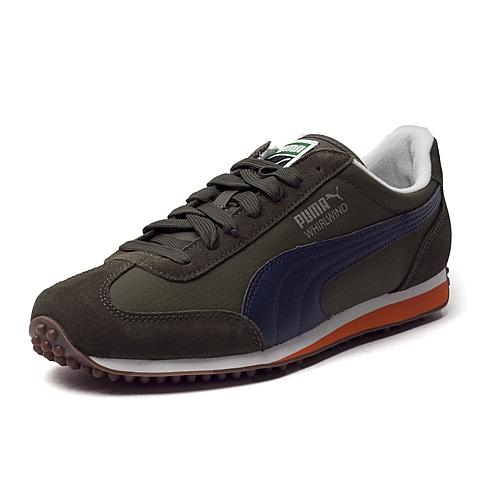 PUMA彪马 新款男子Whirlwind Classic Leather休闲鞋35436320