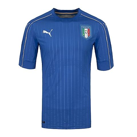 PUMA彪马 新品男子意大利足球系列主场球员版短袖T恤74882901(延续款)