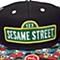 PUMA彪马新款中性芝麻街系列帽子05294901