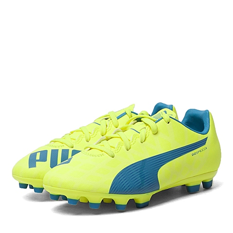 PUMA彪马新款男童evoSPEED 5.4 AG Jr足球鞋10329204