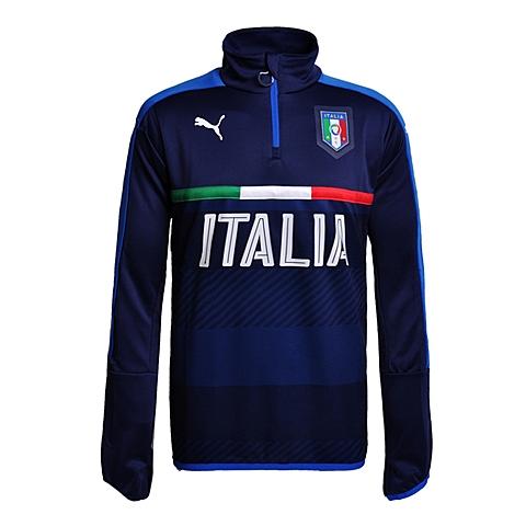 PUMA彪马 新品男子意大利足球系列长袖T恤74885405(延续款)