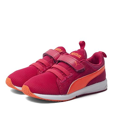 PUMA彪马2016新款中性Carson Runner V Kids小童跑步鞋35890821
