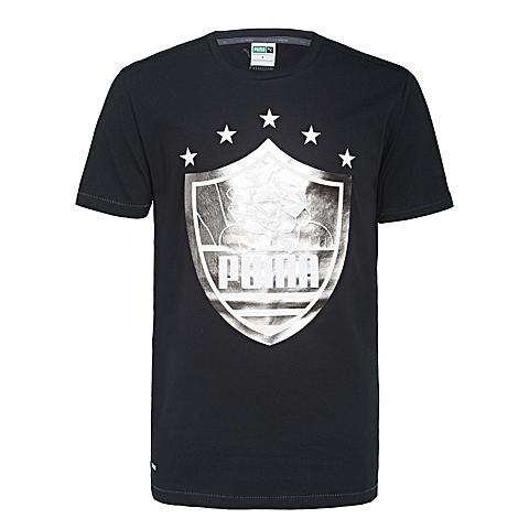 PUMA彪马 新品男子生活系列短袖T恤57101701
