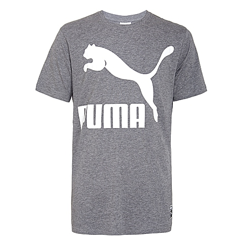 PUMA彪马 新品男子经典生活系列短袖T恤57123203