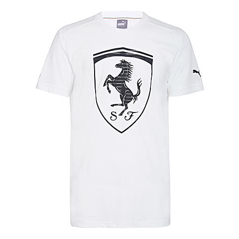 PUMA彪马 新品男子法拉利系列短袖T恤57136603