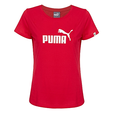 PUMA彪马 新品女子基础系列短袖T恤83455524