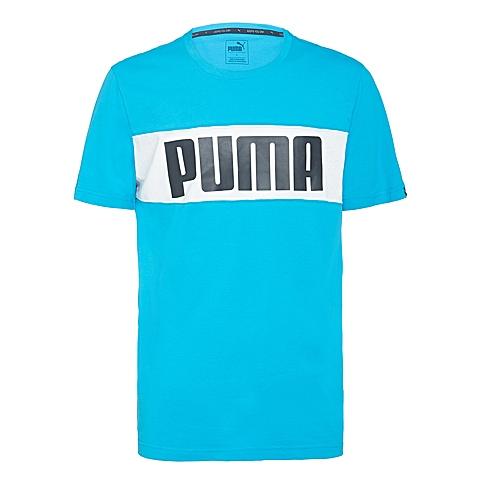 PUMA彪马 新品男子基础系列短袖T恤83885410