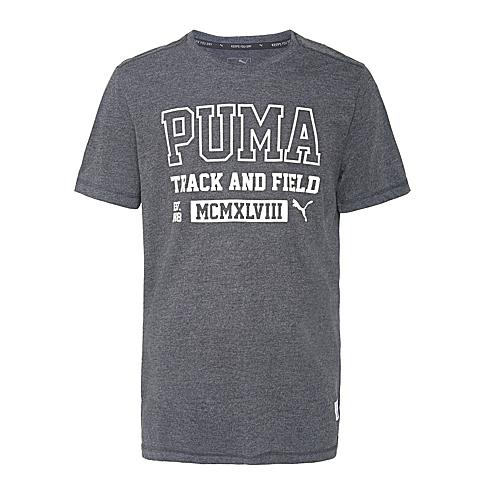 PUMA彪马 新品男子基础系列短袖T恤83891501