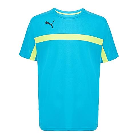 PUMA彪马 新品男子Evo Training足球系列短袖T恤65475252