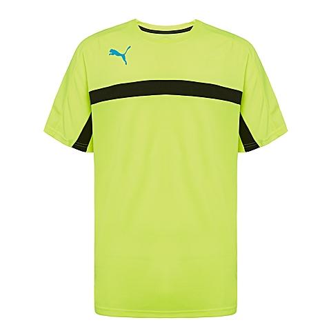 PUMA彪马 新品男子Evo Training足球系列短袖T恤65475255