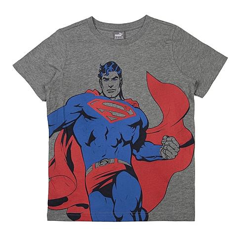 PUMA彪马新款男童基础系列Superman短袖T恤83675203