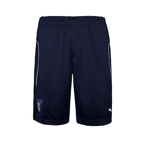 PUMA彪马 新品男子意大利足球系列短裤74898404(延续款)