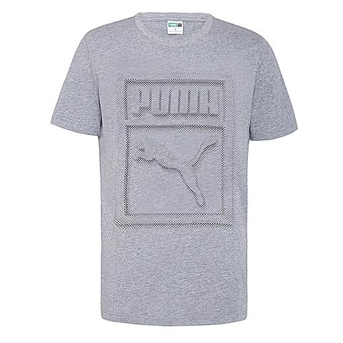 PUMA彪马 新品男子休闲生活系列短袖T恤57139404