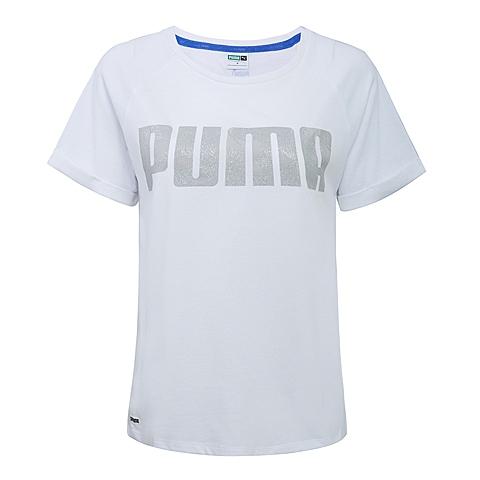 PUMA彪马 新款女子彪马生活系列短袖T恤57114403