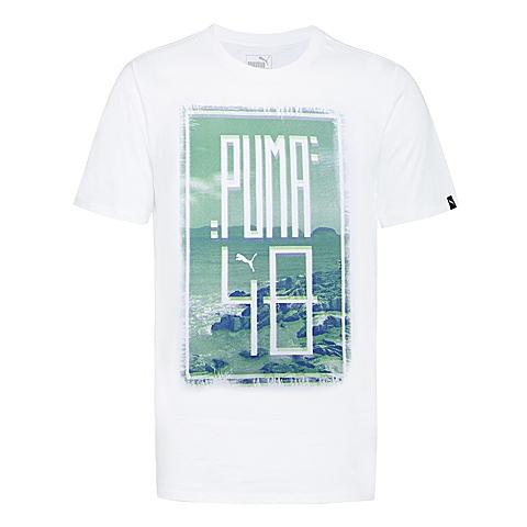PUMA彪马2016新款男子基础系列短袖T恤83890702