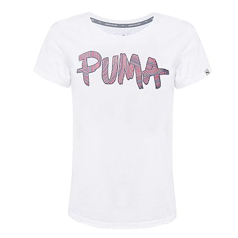 PUMA彪马 新款女子基础系列短袖T恤83900602