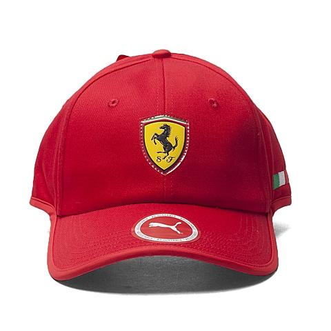 PUMA彪马 新品中性法拉利车迷系列帽子05289701