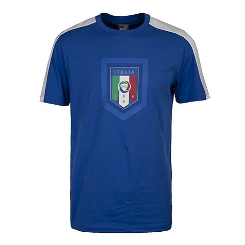 PUMA彪马 新品男子意大利系列 球迷服短袖T恤74910301