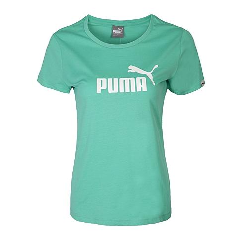 PUMA彪马 新品女子基础系列短袖T恤83455532