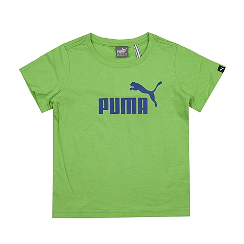 PUMA彪马新款男童基本系列短袖T恤83192260