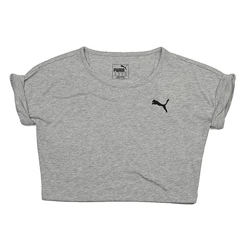 PUMA彪马新款女童基本系列短袖T恤83664104
