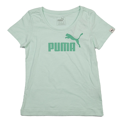PUMA彪马新款女童基本系列短袖T恤83664933