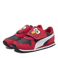 PUMA彪马新款中性经典生活系列Cabana Racer SL Sesame Elmo V休闲鞋36126001