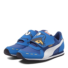 PUMA彪马新款经典生活系列Cabana Racer SL Sesame CM V PS休闲鞋36168701