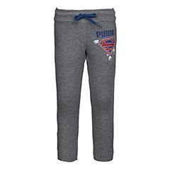 PUMA彪马 2017新款男童Superman超人系列STYLE Superman Sweat Pants针织长裤59106103