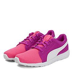 PUMA彪马2017新款女童跑步系列Carson Runner 400 Mesh PS跑步鞋18982404