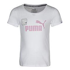 PUMA彪马2017新款女童基础系列Style ESS Logo Tee G短袖T恤59408352