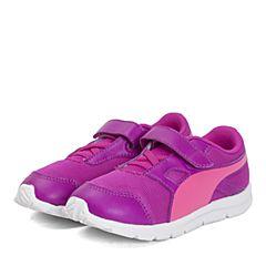 PUMA彪马2017新款女童跑步系列Flexracer V Inf跑步鞋18912111